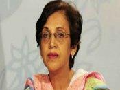 Tehmina Janjua is new foreign secretary of Pakistan