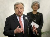 UN Chief: Don't take Europe peace for granted