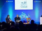 Satya Nadella launches Aadhaar-based Skype Lite