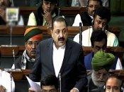 Jitendra Singh says UP rose about caste politics