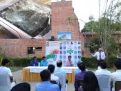 Car vandalised for condoling Sukma,Kupwara martyrs, alleges JNU assistant professor