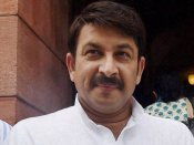 Two granted bail in connection with ransacking of Manoj Tiwari's house