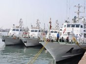 Coast Guard decommissions ICGS Varad after 27 years