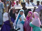 Christians around the world observe Good Friday