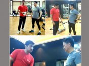 Move over movie stars, Modi's ministers rule the gym