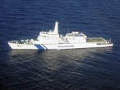 Indian Coast Guard lauded for anti-piracy operations at a conference in Singapore