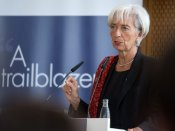IMF chief says world economy witnessing 'cheerful spring'