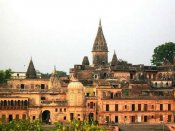 100 NRIs land in India to discuss construction of Ram temple