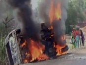 Jharkhand: Angry mob lynches four on suspicion of child lifting