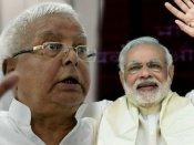 Lalu alleges BJP, RSS holding grudge on him