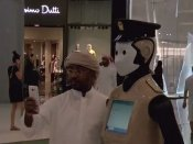 Meet this Robot police officer, on duty in Dubai