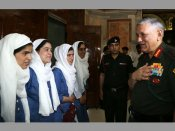 IIT JEE Mains Exam 2017: Army Chief Gen Rawat all praise for Kashmir's 'Super-40'
