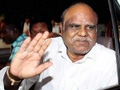 Retired Calcutta HC Judge Karnan petitions WB Governor for bail