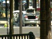 Paris Champs-Élysées incident: Suspected attacker 'downed'