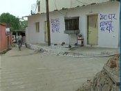 '<i>Mera Ghar Bhajpa ka Ghar</i>' slogan surfaces on walls of Madhya Pradesh houses