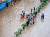Heavy downpour hits normal life in Assam