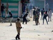 J&K: Two terrorists killed, 50 injured in post encounter clash
