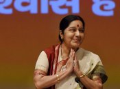 Yoga belongs not only to India but to whole world, says Sushma Swaraj
