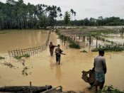 Over 60,000 people affected by floods in Assam