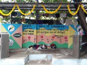 'Wall Of Kindness' spreads across Hyderabad, GHMC sets up new walls