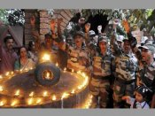Kargil Vijay Diwas: Modi remembers bravery of armed forces
