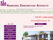 Karnataka CET 2018 results declared, how to check