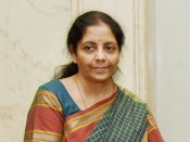 Sitharaman celebrates Diwali with troops at Andaman and Nicobar