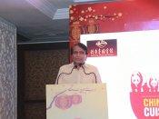 Suresh Prabhu was chief guest at event in which Priyanka Vadra met Chinese envoy