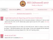 JEE Advanced 2017: Conduct exams afresh, prepare fresh merit list says plea