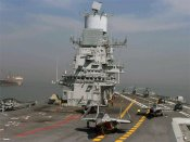 Amid Standoff With China, Malabar naval exercise begins in Bay of Bengal