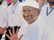 Gandhian Anna Hazare writes to Modi, warns of agitation over Lokpal, Lokayukta
