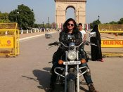Inspiring India: India's first woman fire fighter Harshini Kanhekar
