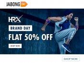 It's Raining Brands at Jabong: UCB, Puma, Adidas, HRX, Reebok Upto 40-60% Off*