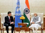 President-elect of UNGA meets PM, terror discussed
