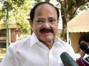 Venkaiah Naidu takes dig at Ansari's muslims insecure remark, calls it political propaganda