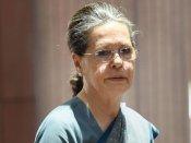 India getting divided in name of narrow nationalism, says Sonia Gandhi