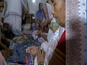 Special rakhis for 'brother' Modi from elderly women, widows of UP
