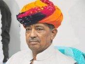 BJP MP from Ajmer Sanwar Lal Jat dies at 62