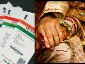 Make Aadhaar mandatory for NRI marriages: Panel