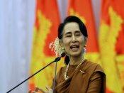 We don't fear international scrutiny: Aung San Suu Kyi on Rohingya crisis