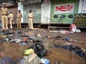 2008 Malegaon blast accused Sudhakar Chaturvedi, Sudhakar Dhar Dwivedi get bail