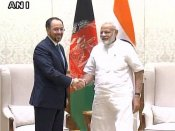 PM Modi reiterates support to Afghan's fight against terror