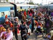 Railways announces employee bonus, special trains for festive season