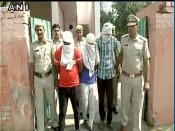 Haryana: Three arrested for beating men over suspicion of carrying beef