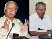 Thanks but no thanks: Pinarayi Vijay to Bhagwat on nationalism advise