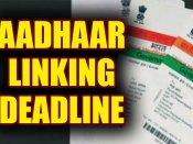 Aadhaar linking: What is mandatory, list of deadlines