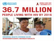 World AIDS Day: WHO promotes 'Right to health' theme