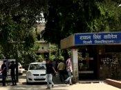 Dyal Singh evening college names itself 'Vande Mataram'