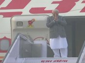 PM Modi arrives in Philippines to attend ASEAN-India, East Asia summits