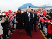 'Trump's visit one of most embarrassing foreign trips taken by US President